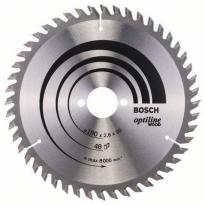 Bosch Ahşap Daire Testere Bıçağı 190x30 mm 48 Diş 2 608 640 617
