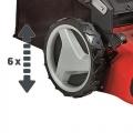 Onno CK-9000-3 Pedallı Paslanmaz Çöp Kovası 3 LT