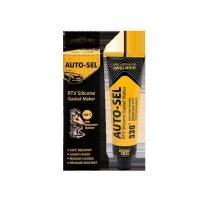 Selsil Tüp Sıvı Conta Siyah  50 ml