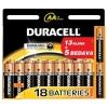 Duracell Alkalin Pil AA 18'' li Paket