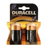 Duracell Alkalin D Büyük Boy Pil 2 li Ambalaj