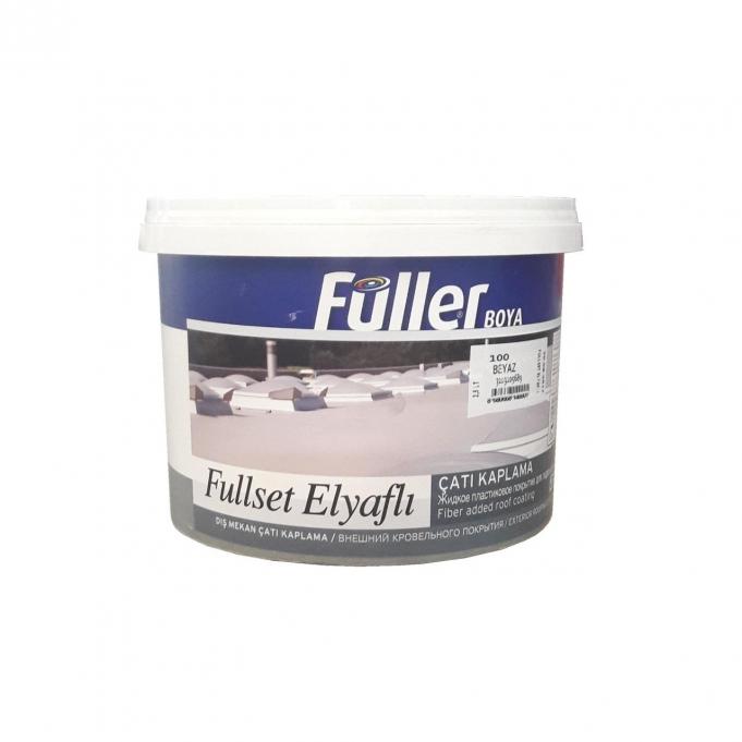 Füller Fullset Elyaflı Çatı Kaplama 2,5 Litre Beyaz
