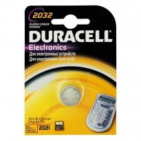 Duracell CR 2032 Lityım Pil 3 Volt