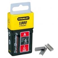 Stanley ST1TRA204T Zımba Teli 6 mm 1000 Adet