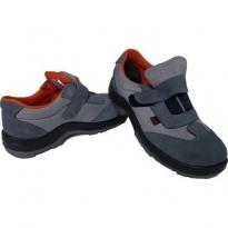 Dip Süet S1 41 No Çelik Burunlu Ayakkabı