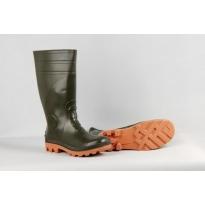 Gezer Çelik Burunlu Çizme 40 Numara