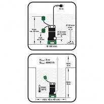 Parago PG45 12/24 Volt 45 Litre Kompresörlü Oto Buzdolabı