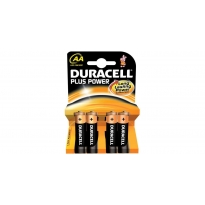 Duracell Alkalin Pil AA 4'' lü Paket