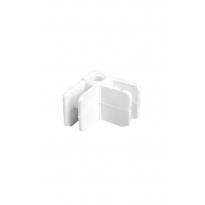 Sineklik Köşe Takozu 20X40 Beyaz
