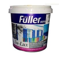 Füller Sulux Siyah 0,75 Litre Su Bazlı Yağlı Boya