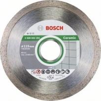 Bosch Standart Ceramic Elmas Kesici 115 mm