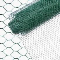 PVC Kaplı Kümes Teli En 100 cm Uzunluk 20 Metre