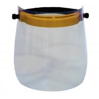 Yüz Koruma Siperi 1 mm Polikarbon Cam