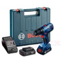 Bosch GSR 180-Lİ  Çift Akülü Vidalama Çantalı 1,5 Ah