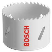 Bosch Bi Metal Panç 54 mm Metal Ahşap İçin
