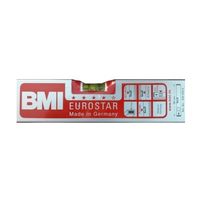 BMI Eurostar 690 Alüminyum Su Terazisi 40 Cm
