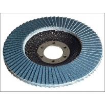 İnterflex Flap Disk Zımpara 180X80 Kum Zirconia