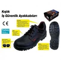 414 Çelik Burunlu İş Ayakkabısı S2 44 Numara