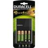Duracell CEF 14 + 1300 mAh AA + 750 mAh AAA 4'li ޞarj Edilebilir Kalem Pil Seti